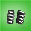 广州生产W/V型亚高效空气过滤器 密褶式空气过滤器 空调机组末端空气过滤器