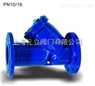 台湾巨瀚BV511铸铁Y型过滤器