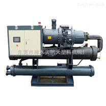武漢Z耐用冷水機|60HP螺桿開放式冷水機100%高效節能