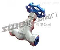 截止閥圖片系列:J11W不銹鋼內螺紋截止閥