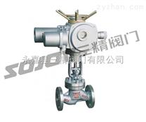 J941H电动法兰截止阀-三精制造
