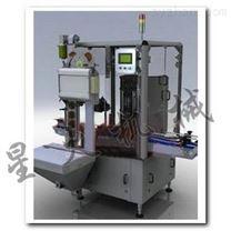 旋盖机/包装机械/X5D双工位全自动真空旋盖机