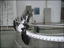 上海塑料鏈條輸送機廠家