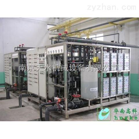 1M3/H 纯化水 EDI 装置