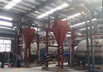 天津石灰粉管鏈輸送設備|管鏈輸送機