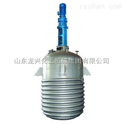 山东龙兴不锈钢电加热反应釜  不锈钢反应釜 电加热反应釜