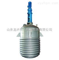 龍興集團不銹鋼電加熱反應釜