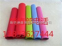 彩色橡塑保温管B1级-橡塑保温管供应价格