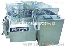 圆盘式洗瓶机