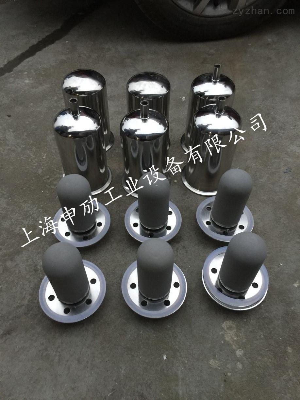 不锈钢钛棒过滤器 储罐精密空气呼吸器