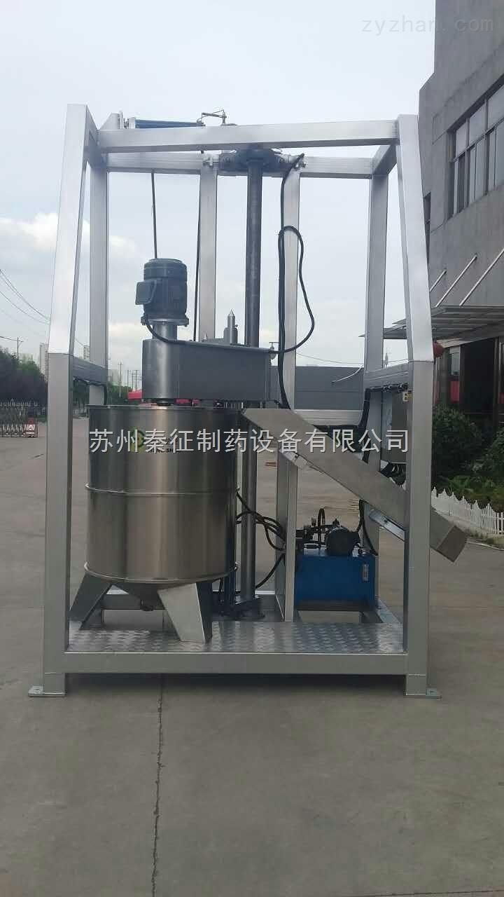 QS型-中大型清洗甩水机简介