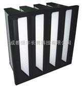 供应重庆|昆明|陕西制药厂V型高效过滤器