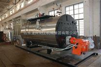 WNS系列冷凝式燃气(油)蒸汽锅炉