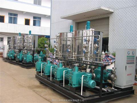 万柏林锅炉厂循环水自动加药设备