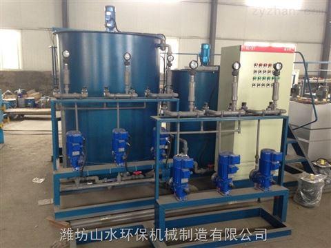 鍋爐循環水加藥裝置安裝方便