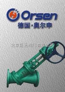 进口手动y型料浆阀供应图片