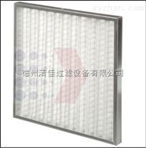 北京专用G4初效板式空气过滤器,超低价镀锌框板式过滤器