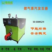 50-500kg/h食品行业专用全自动燃气燃油燃醇基燃料蒸汽发生器