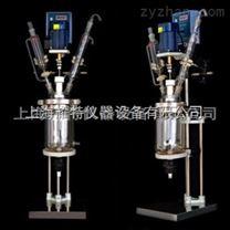 3L双层玻璃反应釜生产厂家