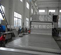 DW2×8型苦蕎烘干專用網帶式干燥機