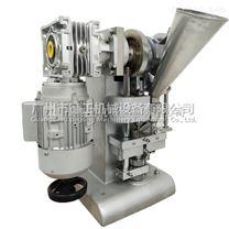 YP-1.5WP涡轮增压式变频调试单冲压片机粉末颗粒片剂制片设备