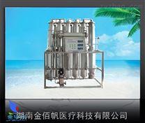 列管式多效蒸餾水機簡介