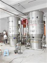 板藍根沖劑沸騰制粒機