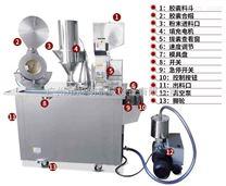 商用不锈钢全自动胶囊填充机使用方法