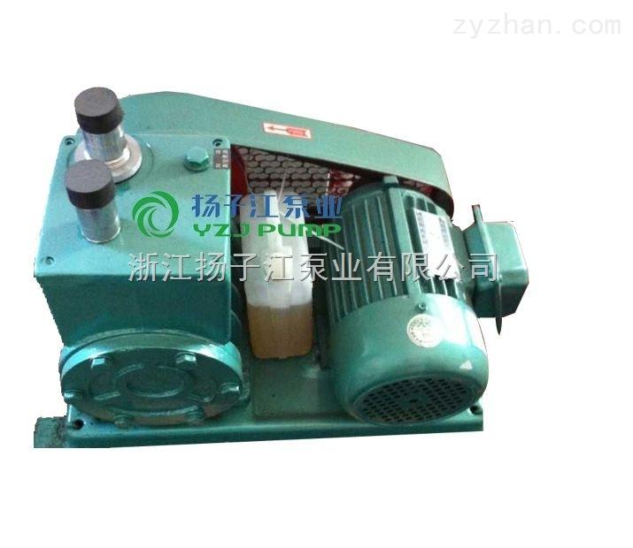 2X-15升真空泵配400*400真空箱 树脂硅胶工艺脱泡专用