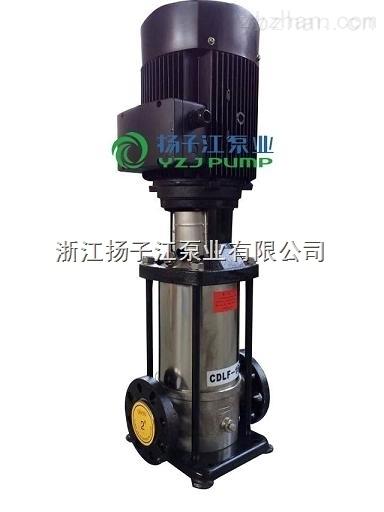 冲压泵结构 不锈钢多级离心泵 CDL立式离心泵价格 40CDLF8-80