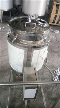 电加热不锈钢保温储罐