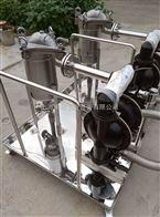 SGDL-1P1S申劢小推车袋式过滤器