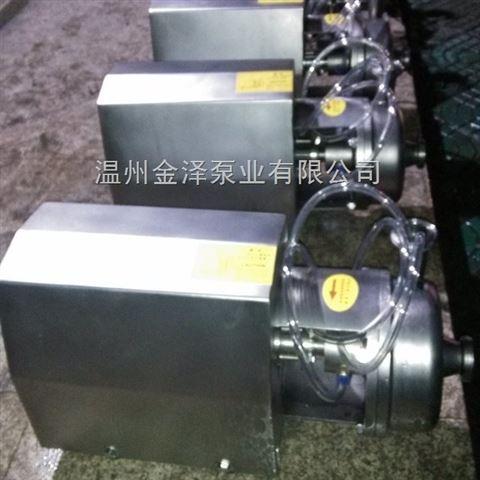 立式多级不锈钢卫生泵