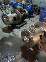 管式乳化泵產品特點