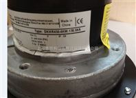 德國洛森離心風機安裝使用說明