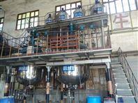库存多台二手3000升不锈钢电加热反应釜