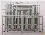 双管板多效蒸馏水机设备