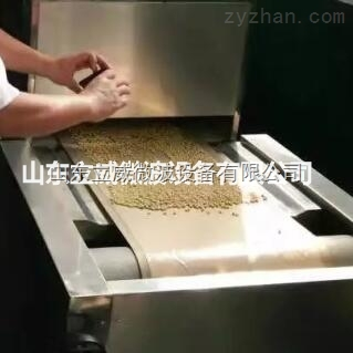济南黄豆熟化机厂家推荐立威微波