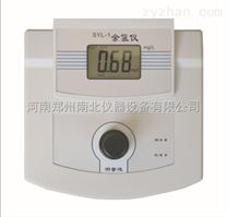 SYL-1B余氯仪,余氯仪价位