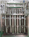 双管板多效蒸馏水机生产设备