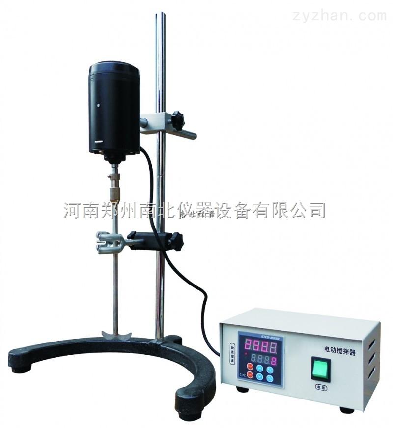 NB-DDJ-200S数显电动搅拌器