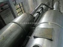 有售二手2吨双效降膜式不锈钢蒸发器