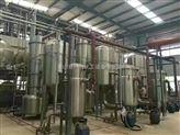 双效1吨2吨-二手强制外循环三效浓缩蒸发器出售