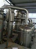 二手5吨三效四体降膜蒸发器配套设备齐全