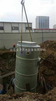 一体化雨水提升泵站作用?适用范围?