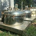 销货二手3立方不锈钢内盘管蒸汽加热反应釜3吨