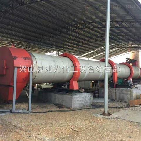 二手2米×3米三回程滚筒烘干机三筒回转干燥
