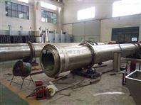 硫酸亚铁专用回转滚筒干燥机