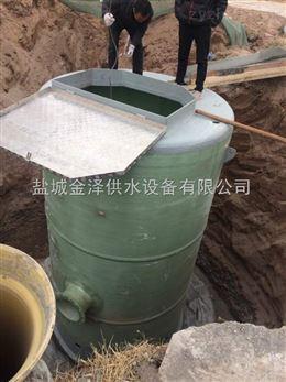生产污水提升一体化泵站专车发货速度快
