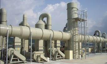 制药企业在生产中处理废气的方法
